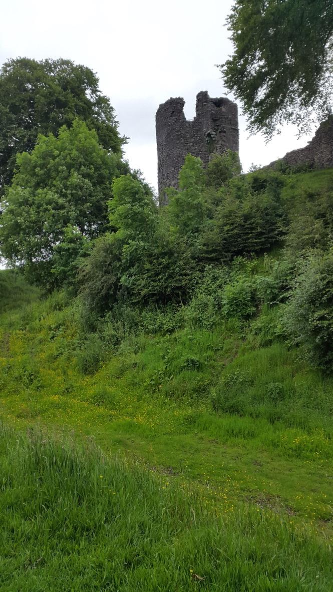 Kendal castle 3 Tower Dropbox