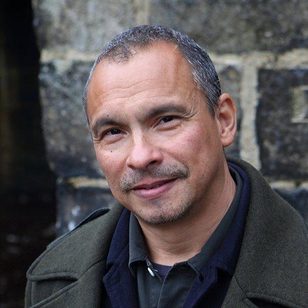 Ian Humphreys Headshot - Kendal Poetry Festival 2020 Poet