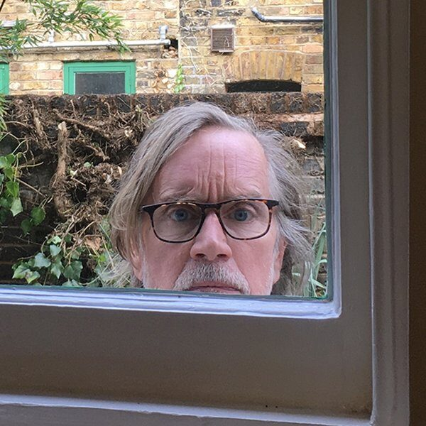 Mark Waldron Headshot - Kendal Poetry Festival 2020 Poet