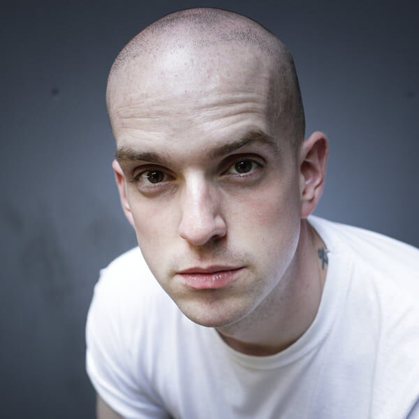 Andrew McMillan profile photo for Kendal Poetry Festival 2021