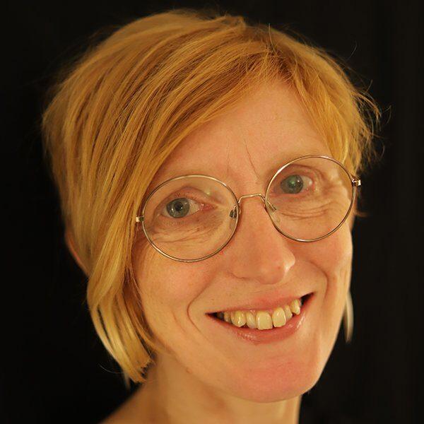 Sue Vickerman Headshot - Kendal Poetry Festival 2020 Poet