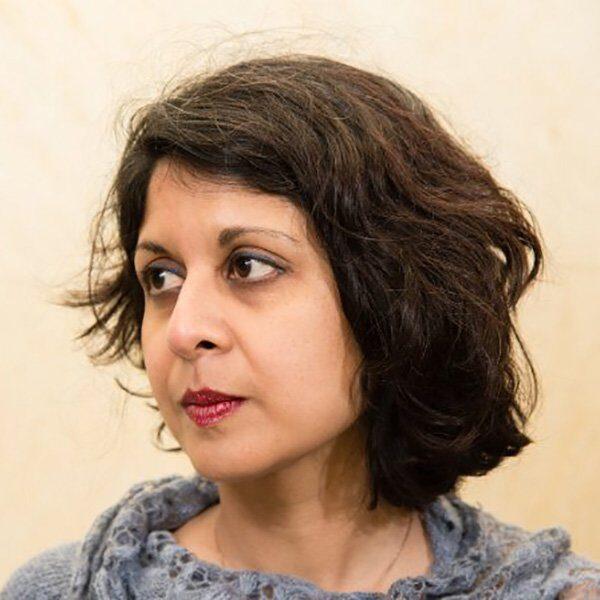 Vahni Capidelo Headshot - Kendal Poetry Festival 2021 Poet