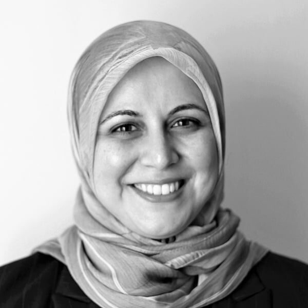Abeer Ameer profile photo for Kendal Poetry Festival 2021