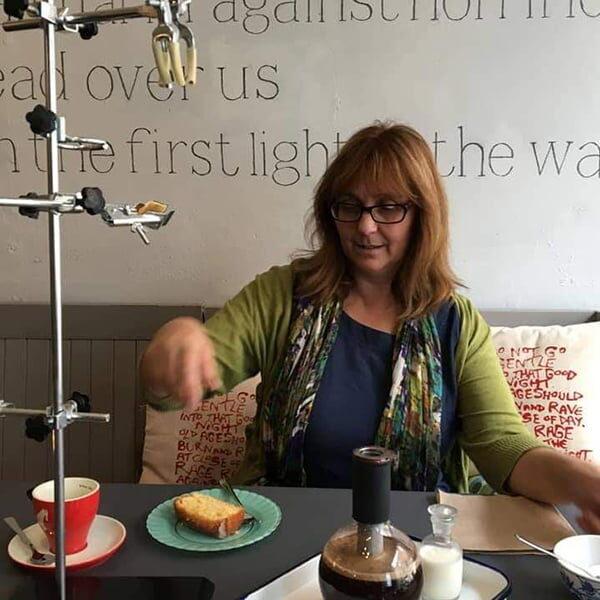 Deborah Alma profile photo for Kendal Poetry Festival 2021