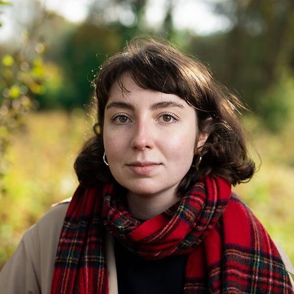 Lucy Holt profile photo for Kendal Poetry Festival 2021