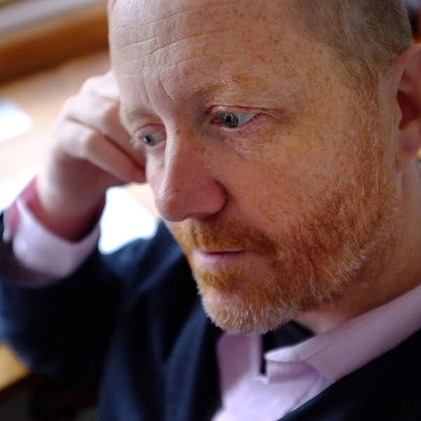 Michael Symmons Roberts profile photo for Kendal Poetry Festival 2021