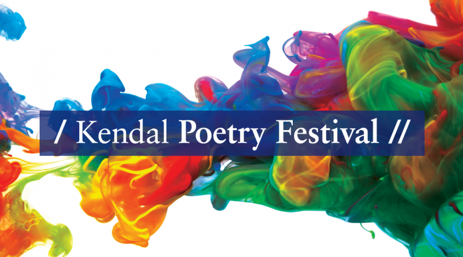 Kendal Poetry Festival UK - Bringing a Poetry Festival to Kendal and the Lake District